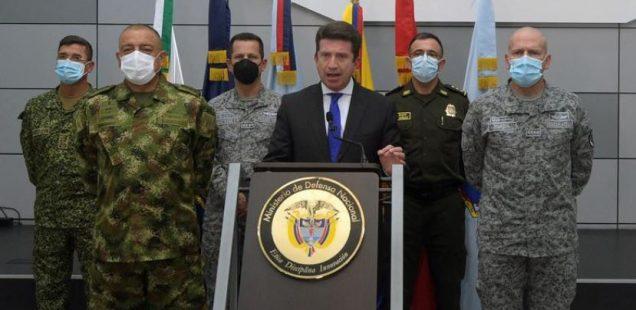 Colombia Kills 10 FARC Dissident Rebels in Military Strike in Guaviare Jungle