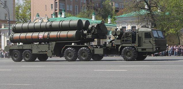 Turkey's 'Rift with West' Paving Way for S-400 Missile Deal with Russia, Moscow's First with NATO Member, Russian Paper Says