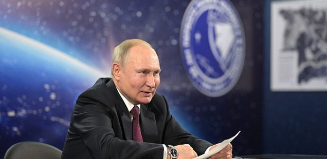 Russia Will Strive to Keep Its Leader Nuclear, Space Power Status, Putin Says on 60th Anniversary since Gagarin Flight